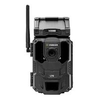 Vosker V200-INTL LTE Solar Cellular Surveillance Camera