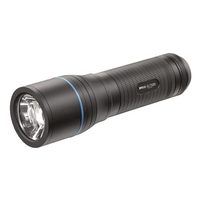 Walther Pro GL1500r Flashlight (3x Rechargeable ICR18650 Li-Ion)