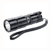 Walther TGS10 Flashlight (1xCR123)
