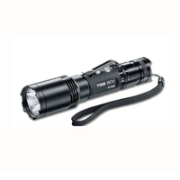 Walther TGS60r Flashlight (1x Rechargeable ICR18650 Li-Ion)