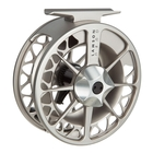 Image of Waterworks Lamson Guru 1 Series ll Fly Reel - Silver
