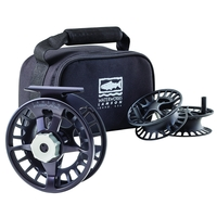 Waterworks Lamson Remix 3.5 HD Reel With 2 Spare Spools
