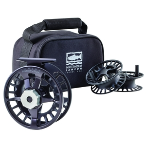 Image of Waterworks Lamson Remix 4 HD Reel With 2 Spare Spools