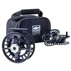 Waterworks Lamson Remix 4 HD Reel With 2 Spare Spools