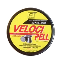 Webley VelociPell CO2 Airgun Pellet - .177 (500)