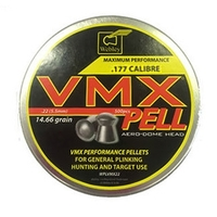 Webley VMX Aero-Dome Head Pellets - .177 (500)