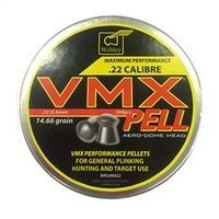 Webley VMX Aero-Dome Head Pellets - .22 (500)