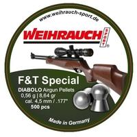 Weihrauch Field Target Special .177 Pellets x 500
