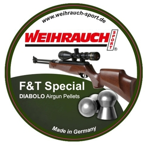 Image of Weihrauch Field Target Special .22 Pellets x 200