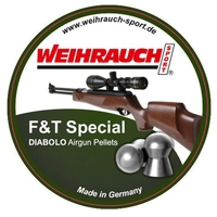 Weihrauch Field Target Special .22 Pellets x 200
