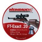 Image of Weihrauch FT Exact Pellets - .20 x 500