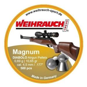 Image of Weihrauch Magnum .177 Pellets x 500