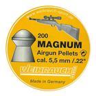Image of Weihrauch Magnum .22 Pellets x 200