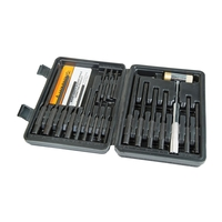 Wheeler Engineering Master Roll Pin Punch Set