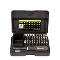 Wheeler Engineering Professional Gunsmith Screwdriver  Set - 43 Pc