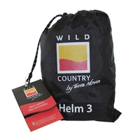 Wild Country Helm 3 Footprint