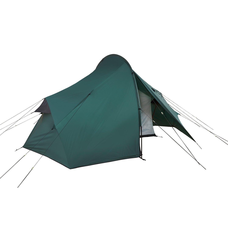 Wild Country Zephyros 3 Living Tent - Green | Uttings.co.uk