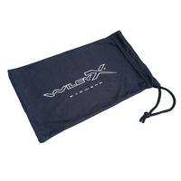 Wiley X Black Microfibre Bag w/String w/Extra Pocket