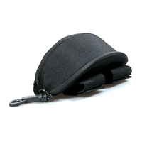Wiley X Black Zippered Case with Lens Sleeves