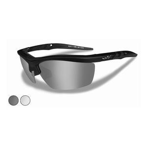 Image of Wiley X Guard Changeable Sunglasses - Smoke Grey + Clear  / Matte Black
