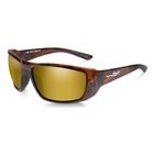 Wiley X Kobe Gold Mirror Polarized Sunglasses