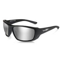 Wiley X Kobe Silver Flash Sunglasses