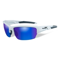 Wiley X Saint Blue Mirror Polarized Sunglasses