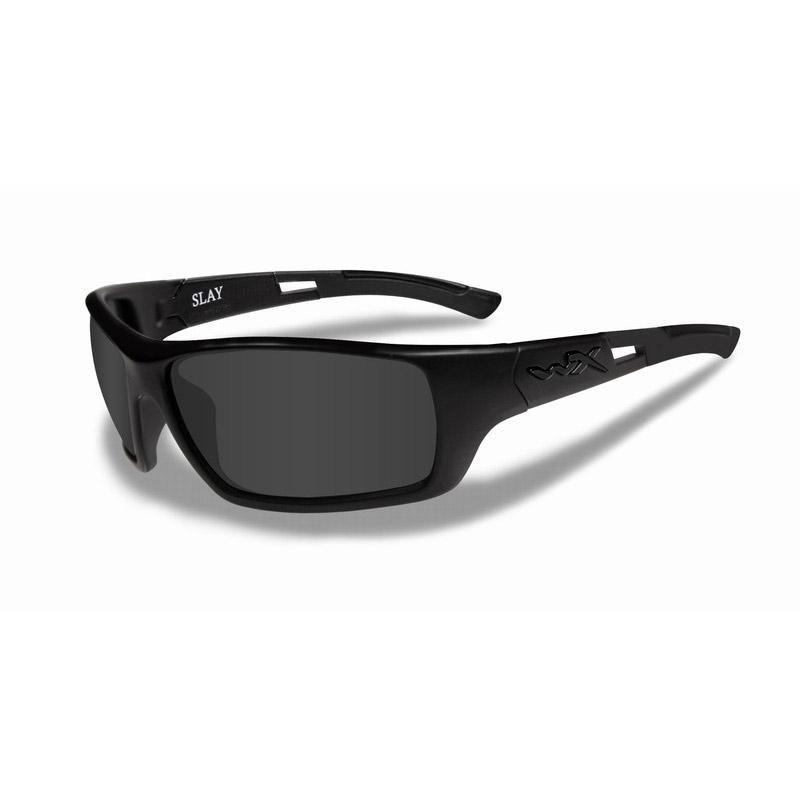 b2d5b6719d Image of Wiley X Slay Black Ops Sunglasses - Smoke Grey   Matte Black