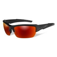 Wiley X Valor Crimson Mirror Polarized Sunglasses