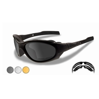 b32443d807 ... Light Rust   Clear   Matte Black. Triple lens set. Wiley X XL-1 Advanced  Changeable Sunglasses