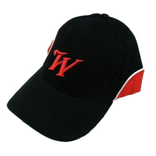 Image of Winchester W Cap - Black deb4c0b2b9a4