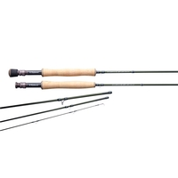 Wychwood 4 Piece Game Truefly T2 Fly Rod - 9ft 6in