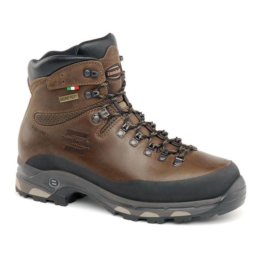 8bba19011fd Zamberlan 1006 Vioz Plus GTX RR Walking Boots (Men's) - Waxed Chestnut