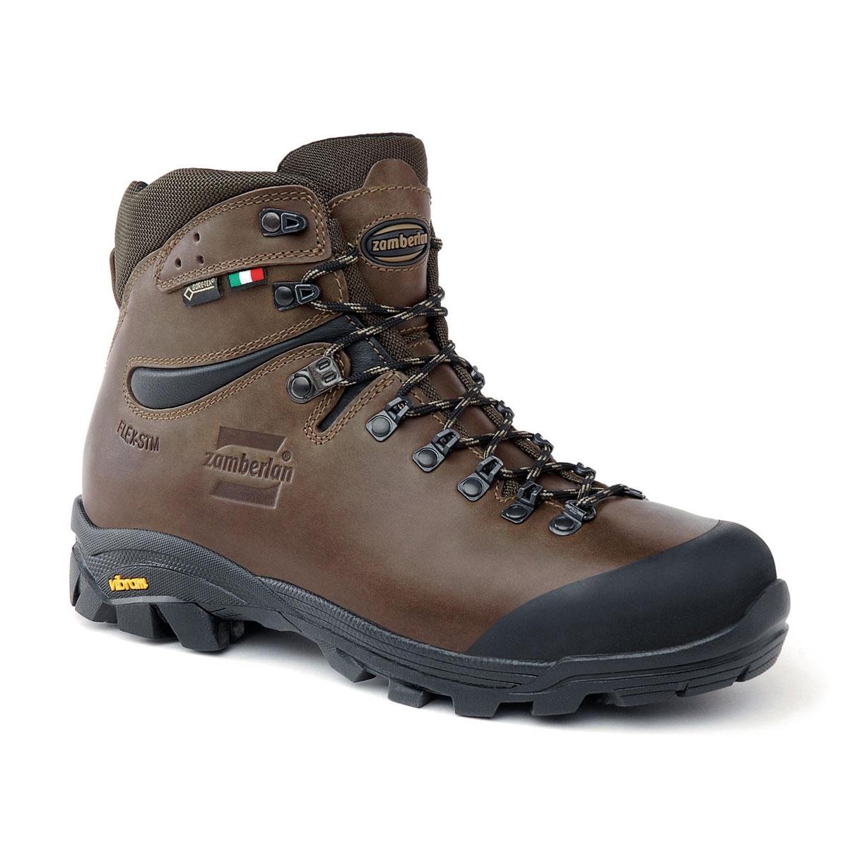 460c3a45fb3 Zamberlan 1007 Vioz Hunt GTX RR Walking Boots (Men's) - Waxed Chestnut