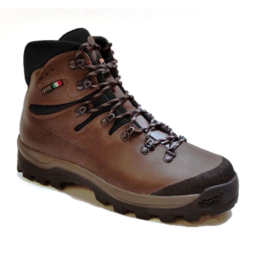 a7c8955f750 Zamberlan 1107 Virtex GTX RR Walking Boots (Men's) - Brown