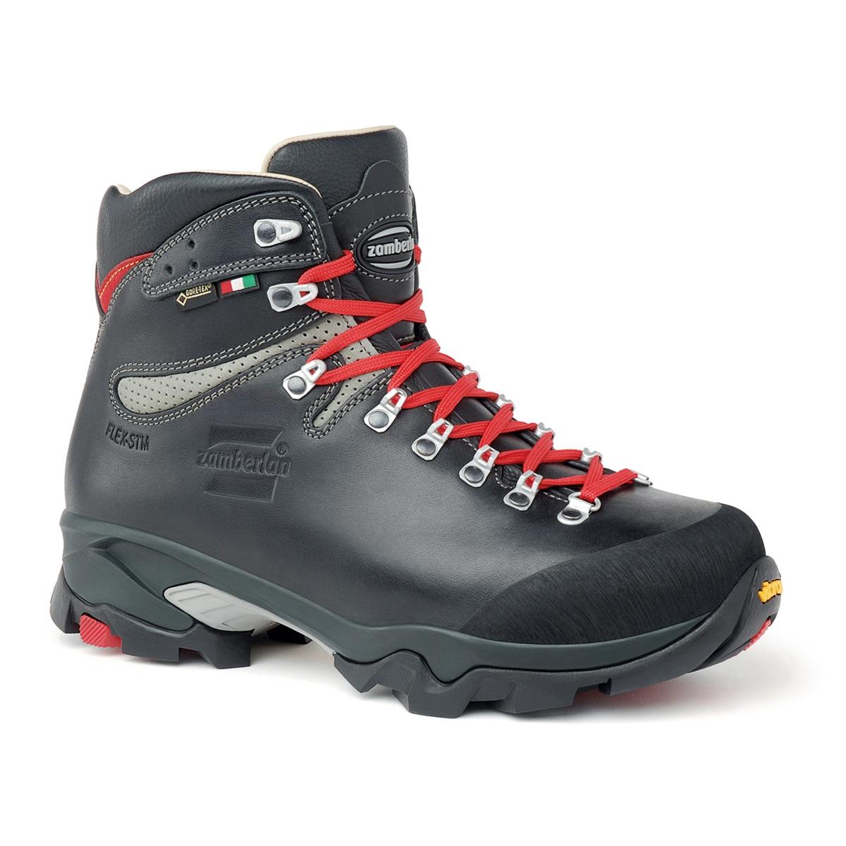 ecaa64f0d54 Zamberlan 1996 Vioz LUX GTX RR Walking Boots (Men's) - Waxed Black