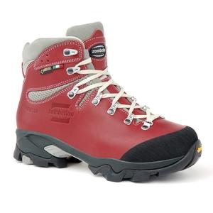 Image of Zamberlan 1996 Vioz LUX GTX RR WNS Walking Boots (Women's) - Waxed Red