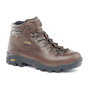 Image of Zamberlan 309 Trail Lite GTX Walking Boots (Unisex) - Waxed Chestnut