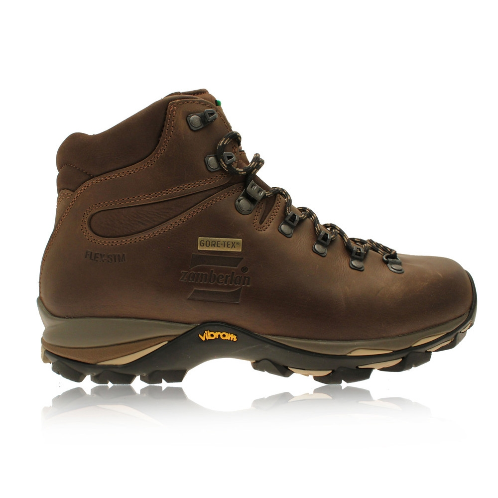 8f67db070d0 Zamberlan 313 Vioz Lite GTX Walking Boots (Men's) - Waxed Chestnut