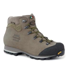 Image of Zamberlan 491 Trackmaster GTX Walking Boots - Brown