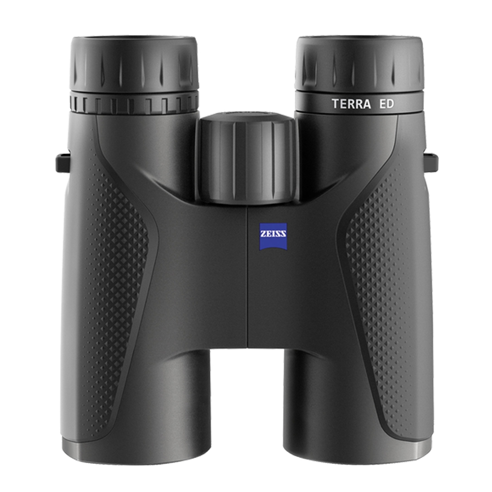 Zeiss Terra ED 10x42 Binoculars - 2017 Model - Black