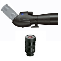 Zeiss Victory DiaScope 65 T*FL Angled Spotting Scope with 15-45x Eyepiece