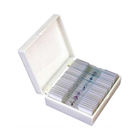 Zenith 25 Piece Microscope Slide Set