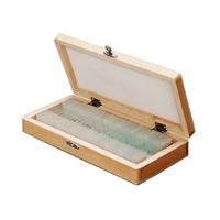 Zenith 50 Piece Microscope Slide Set