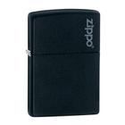 Image of Zippo Black Matte Lighter - Black