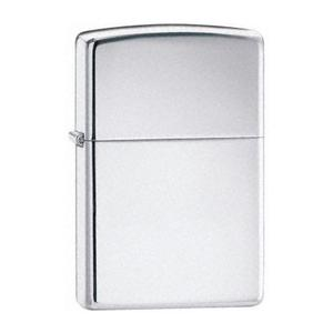 Image of Zippo High Polish Chrome Lighter