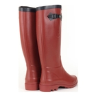 Image of Aigle Aiglentine Wellingtons (Women's) - Bordeaux (Burgundy)