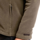 Image of Aigle Clerks Thermo-Kit Fleece Jacket - Bronze