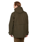 Image of Aigle Courtal 3 in 1 MTD Jacket - Bronze
