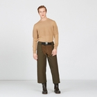 Image of Aigle Courtal Overpant - Bronze